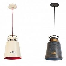 Lampa nowoczesna metalowa V...