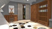 Gabinet i biuro domowe to dwa bardzo ważne pomieszczenia, przeznaczone dla osób, którzy przenoszą prace do domu. To miejsce gdzie wielu z nas spędza w tym miejscu praktycznie wi...