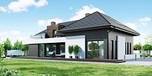 Nowoczesny projekt domu HomeKONCEPT-53