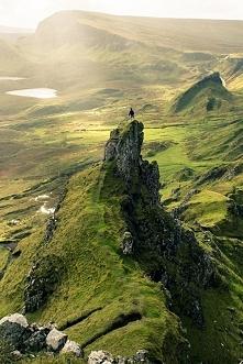 Quiraing, Skye, Szkocja