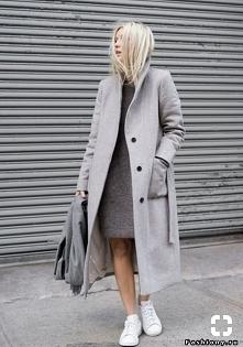 Mam ochotę na taki płaszcz, cudny ...