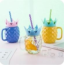 Idealny kubek dla miłośników ananasa