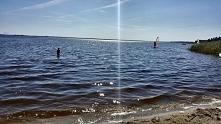 Popołudnie nad jeziorem Bukowo