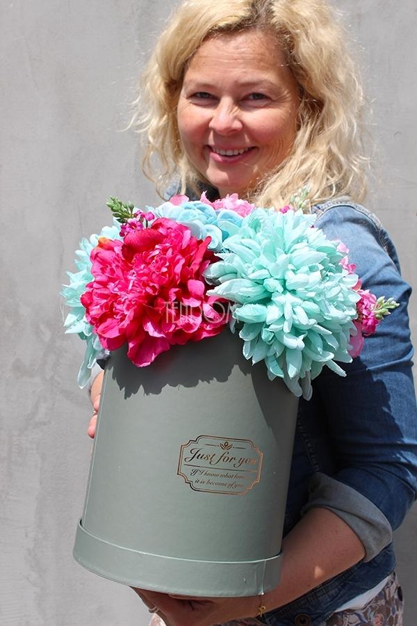 dekoracje - flower boxy od tendom.pl