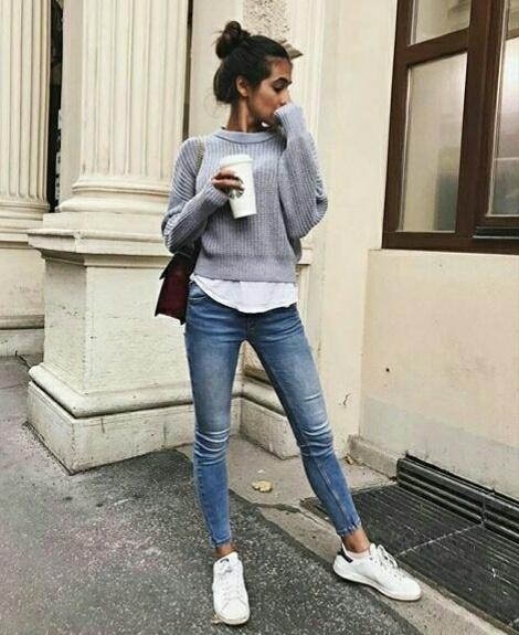 coś na chłodniejsze dni, jesienny outfit :)