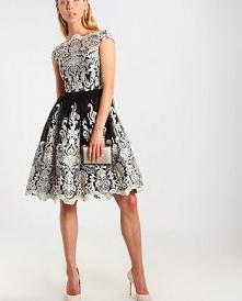 Przepiękna sukienka koktajl...