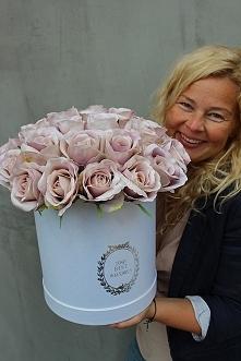flower box z pracowni tendom.pl - opcja na modny prezent