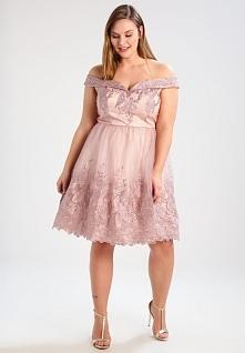 Idealna sukienka dla puszys...