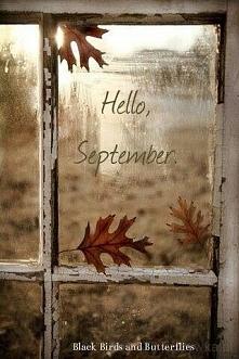 Hello September.