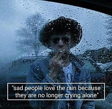 sad people