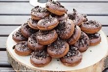 Mini pączkiz ciasteczkami O...