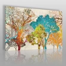 Nowoczesny obraz drukowany na płótnie to ekskluzywna dekoracja ścienna, która z powodzeniem ozdobi ściany Twojego mieszkania. Wydruk na płótnie z motywami kwiatowymi, obraz abst...