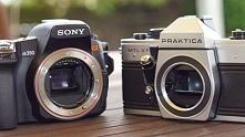 To często mylona z fotografią analogową – fotografia, w której nie występuje elektroniczna matryca światłoczuła (stosowana w aparatach cyfrowych), a nośnikiem obrazu są materiał...
