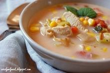 Zupa Tajska po Polsku