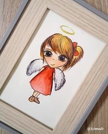 Mały aniołek:)