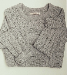 Oversize sweater :)