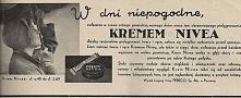 1906 r. pierwszy produkt mydło Nivea zostało wprowadzone przez Oskara Troplowitza(farmaceuta) ur 1863w Gliwicach. Żona Gertruda nadała temu mydłu nazwę z łac. niveus /nivea /niv...