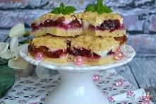 Bardzo proste ciasto kruche ze śliwkami