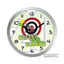 Zegar Urodzinowy 20-stka Kliknij w zdjęcie, by przejść do sklepu! SmartGift.pl Sklep z Prezentami Oraz Gadżetami!