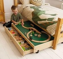 inspiracje do pokoju dla chłopca :)