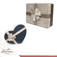 Sprawdź pudełka do pakowania prezentów. Różne kształty i rozmiary. Zapraszamy na homedesigns.pl