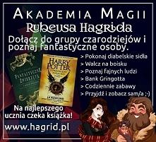 Zapisz się do wirtualnej akademii magii - rozpoczęcie roku już 16 września o ...