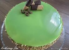 Polewa lustrzana na tort 30...
