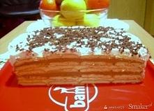 najlepszy tort bez pieczenia   Pyszny, kremowy tort bez pieczenia. Baza sa he...