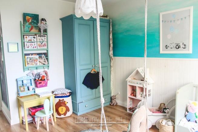Jak urządzić wspólny pokój dla chłopca i dziewczynki? Dziś na blogu odsłona dziecięcej przestrzeni i kilka prostych zasad, które pomogą każdemu!