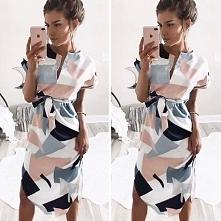 Piękna midi sukienka! Kliknij w foto!