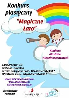 Konkurs dla dzieci niepełnosprawnych