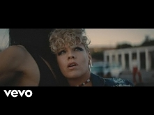 P!nk - What About Us (Offic...