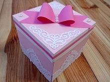 pudełko na ślub, polecam, w...