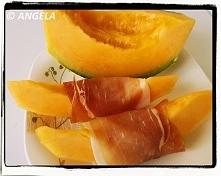 Melon z szynką po włosku - ...
