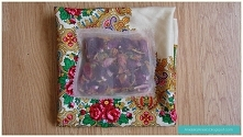 Perfumowane saszetki do torebki Diy