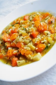 Zupa z ryżem :)  Zupa warzy...