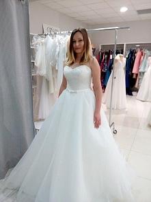 moja wymarzona suknia ślubna !!!