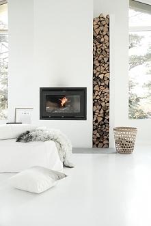Świetny pomysł z drewnem