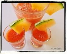 Koktajl arbuzowo-melonowy -...