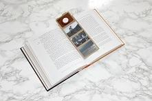 Pomysł na personalizowaną zakładkę do książki, która przechowuje wspomnienia ...