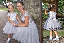 Komplet mamy i córka od Baronetki, wciąż na topie :)