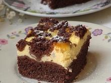 Sernik z białą czekoladą  Składniki masło20 dag mąka pszenna2,5 szklanki cuki...