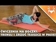 Ćwiczenia na boczki - trenuj i zrzuć tłuszcz w pasie!