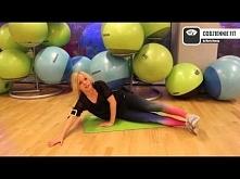 Ćwiczenie na uparte boczki na brzuchu | Codziennie Fit - YouTube