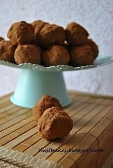 Trufle rumowo - kokosowe