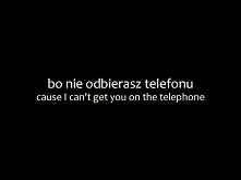 Nickelback - Lullaby Tłumaczenie PL / Lyrics