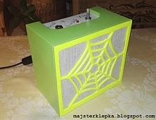 Spider Guitar Amp - mini wz...