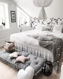 Sypialnia piękna ♥
