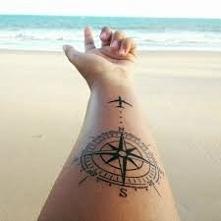 kompas podróżnika
