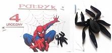 spiderman kartka dla dziecka fb/perfekcyjnakartka